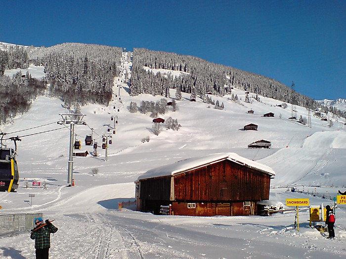 Zillertal Arena - ©Ernst @ Skiinfo Lounge