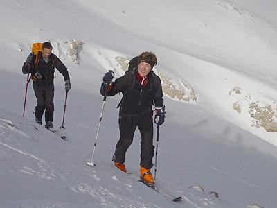 Skitour imTaurusgebirge - © www.berie.ch