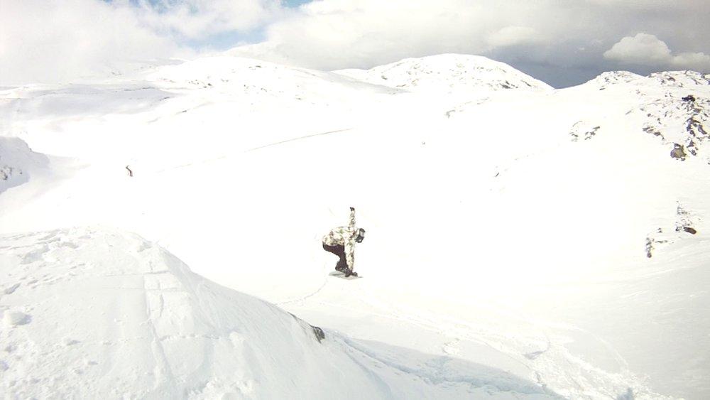 Fonna Glacier - ©thomas | lasse.t @ Skiinfo Lounge