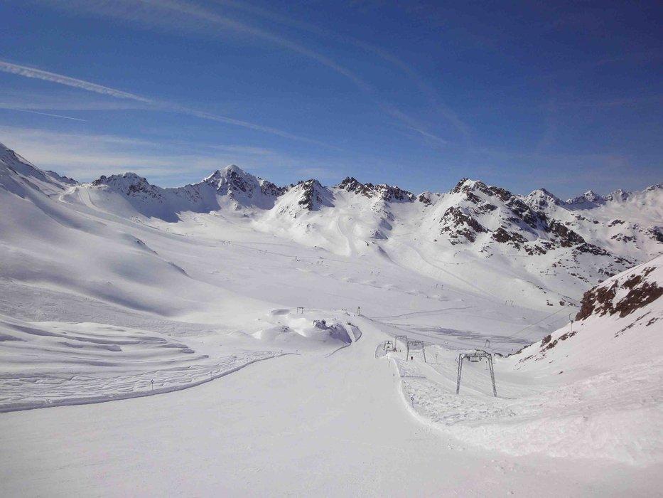 Kaunertaler Gletscher - ©Goarmuch @ Skiinfo Lounge