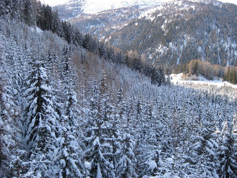 View from bergkastelseilbahn - © muca | muca @ Skiinfo Lounge