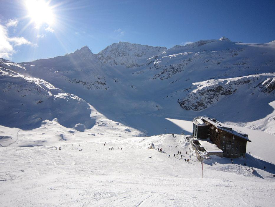 Gletscherwelt Weißsee - Uttendorf - © Günni @ Skiinfo Lounge