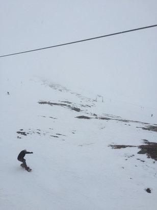 Glencoe - Great snow - ©simon's iPhone