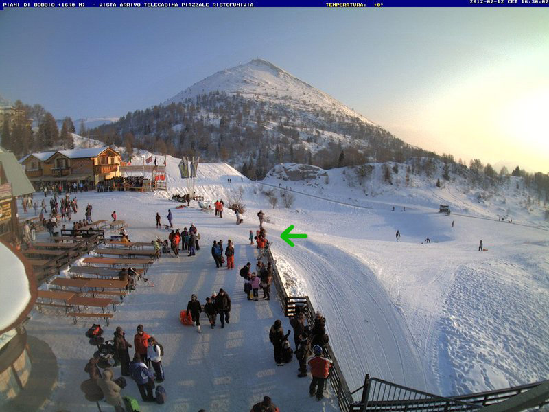 Bobbio Valtorta - © webcam | glu @ Skiinfo Lounge