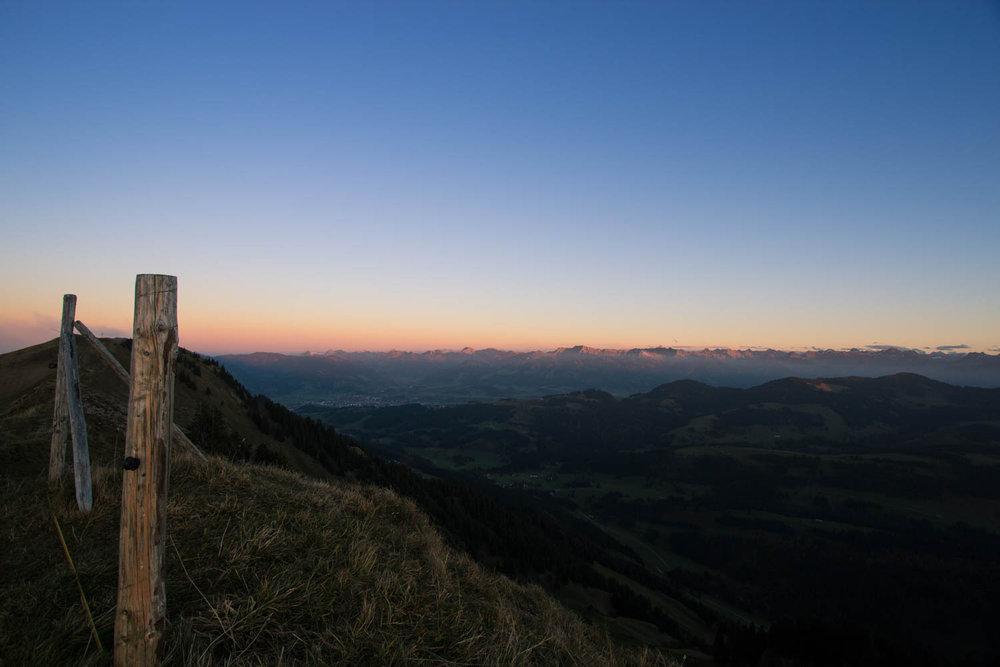 Gipfeltour in der Nagelfluhkette: Steineberg und Stuiben - © Frieda Knorke