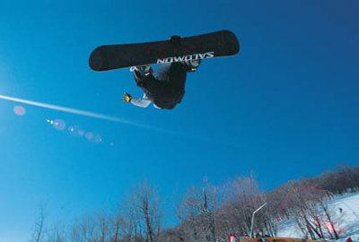 Snowboard - © Swix/Jonathan Selkowitz