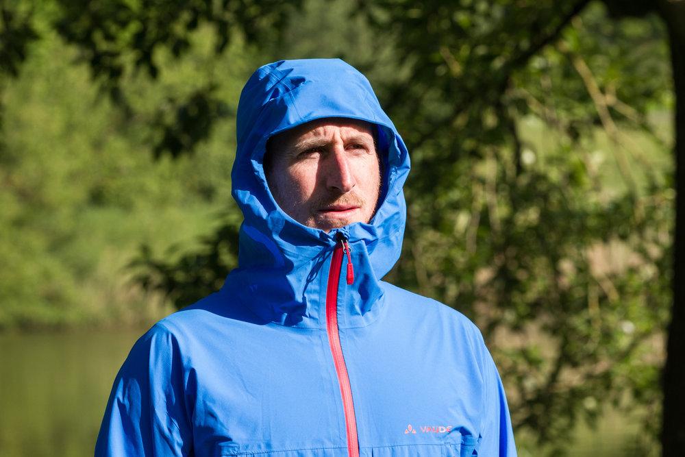Vaude herren jacke croz 3l jacket test