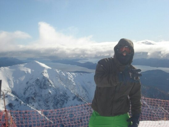 Cerro Catedral Alta Patagonia - Topo...Top....TO - © romualdosouza07