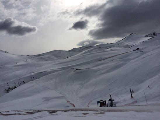 Valle Nevado - Powder!!!! - ©Mary's_iPhone
