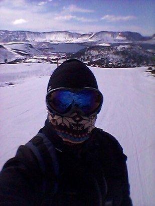 Caviahue - excelente nieve, buenos medios y nada de cola!!! - © Feli