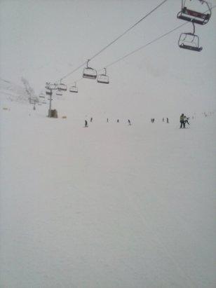 Las Lenas - Hermoso Centro de Esqui con muchos medios de elevacion. - © carofaifer