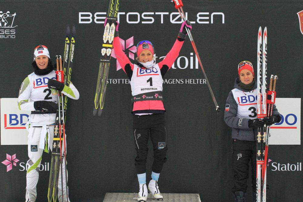 Glade skisenter har startet konkurransesesongen på Beitostølen - © aebe
