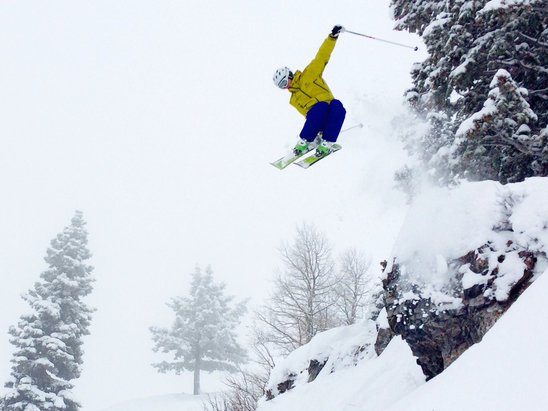 Sundance - Throw back to 24 inches in 24 hours at Sundance Resort last December! 