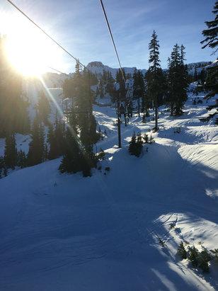Mt. Baker - Firsthand Ski Report - ©Jasmine