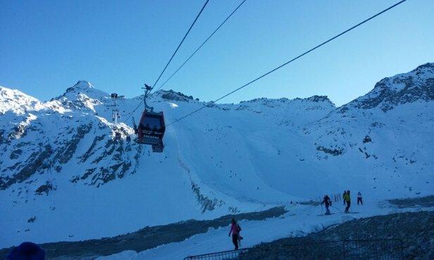 Ghiacciaio Presena - Adamello Ski - [! skireport_firsthandpost_pagetitle ] - © gottardopaolo69