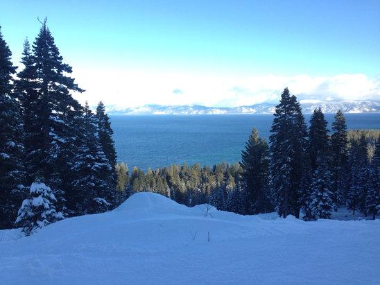 Homewood Mountain Resort - Best riding around! - ©Chrissy Beretta's iPhone