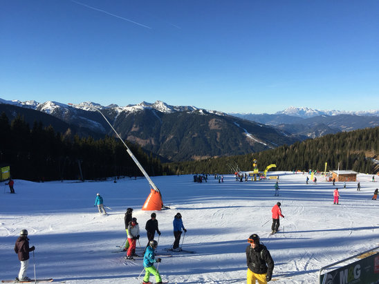 Schladming - Planai - Hochwurzen - [! skireport_firsthandpost_pagetitle ] - © S Mills
