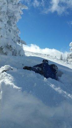 Ski Santa Fe - The best I've seen Santa Fe in years - © SteveO