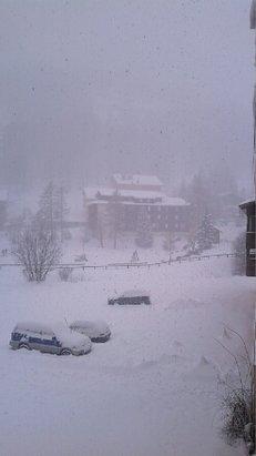 Val d'Allos - La Foux - cool neige o réveil - © morisone83
