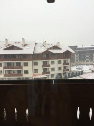 Bansko - Heavy snow now - © ?-iPhone ?? Menachem (2)