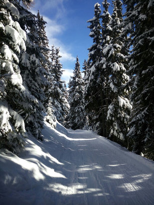 Plan de Corones / Kronplatz - [! skireport_firsthandpost_pagetitle ] - © iPhone di Kiryl
