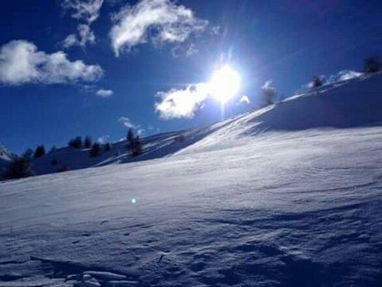 Crévoux - [! skireport_firsthandpost_pagetitle ] - © le charolais