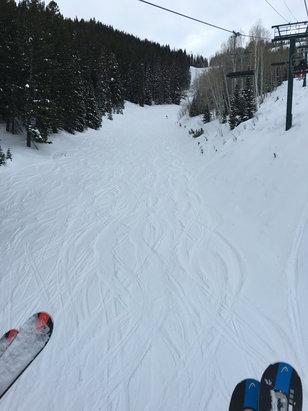 Deer Valley Resort - Fresh snow last night! 4-6