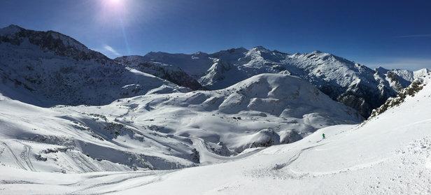 Guzet - [! skireport_firsthandpost_pagetitle ] - © iPhone de Benoit