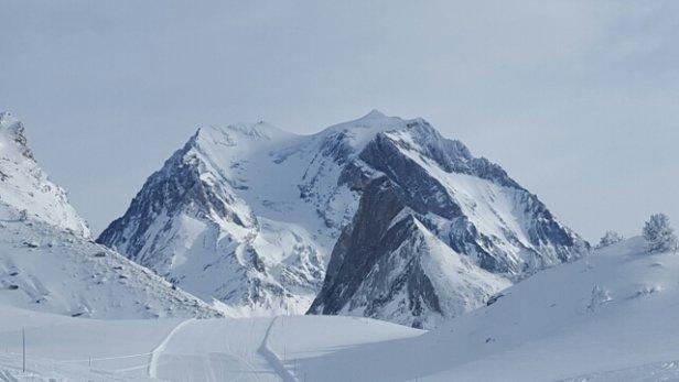 Pralognan la Vanoise - Belle vue ce matin :) - © necrotroll666