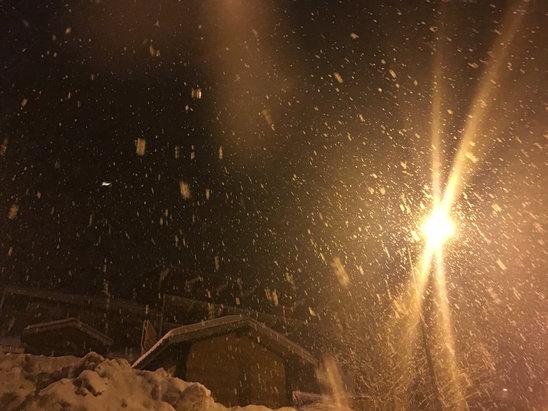 Val d'Allos - La Foux - Retour de la neige - © Louis2