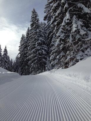 Courchevel - [! skireport_firsthandpost_pagetitle ] - © Aurélie