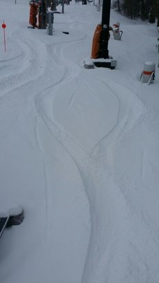 Appalachian Ski Mountain - NC Powder....it's still coming down! - © dhearn72