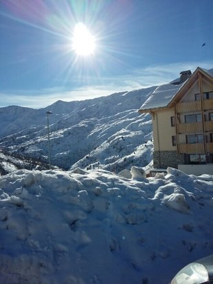 Valmeinier - [! skireport_firsthandpost_pagetitle ] - © boulangeryael