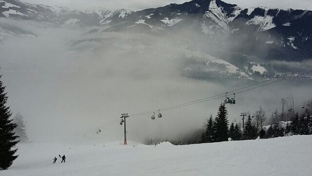 Zell am See - Schmittenhöhe - [! skireport_firsthandpost_pagetitle ] - © danellis131