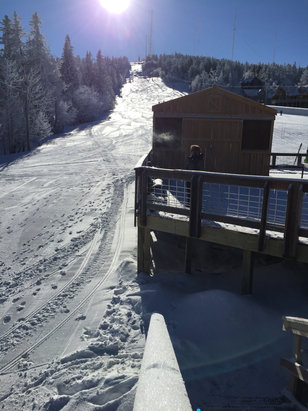 Terry Peak Ski Area - Beautiful day! - © CyZ