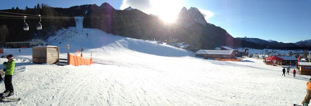 Garmisch Classic-Skigebiet - [! skireport_firsthandpost_pagetitle ] - © Chris
