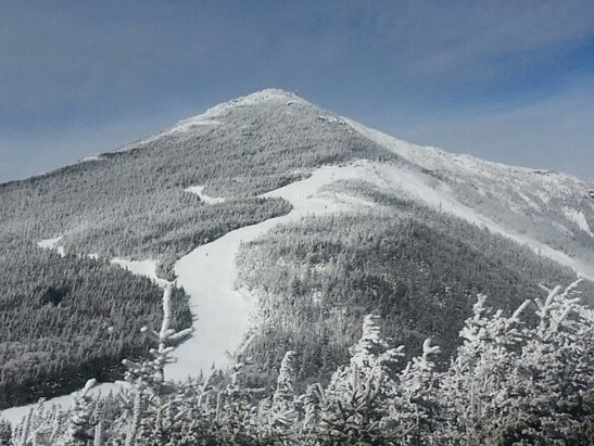 Whiteface Mountain Resort - [! skireport_firsthandpost_pagetitle ] - © mkearney