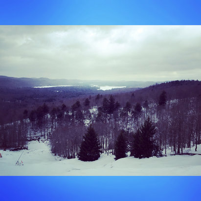 McCauley Mountain Ski Center - Firsthand Ski Report - ©Matt