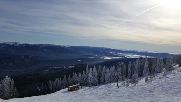 Großer Arber - [! skireport_firsthandpost_pagetitle ] - © machackova89