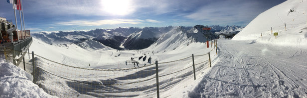 Davos Klosters - [! skireport_firsthandpost_pagetitle ] - © Julius iPhone