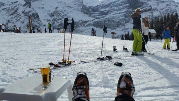 Pralognan la Vanoise - [! skireport_firsthandpost_pagetitle ] - © jon