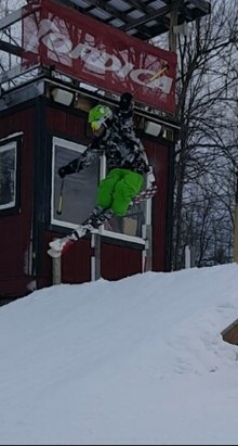 Whaleback Mountain - [! skireport_firsthandpost_pagetitle ] - © tdick650