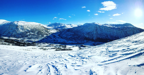 Myrkdalen - Voss - [! skireport_firsthandpost_pagetitle ] - © tmi