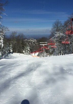 Ober Gatlinburg Ski Resort - great! - © klayknskrn