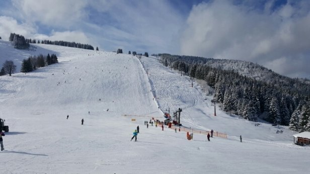 Ružomberok - Malino Brdo - [! skireport_firsthandpost_pagetitle ] - © mr.zdiki