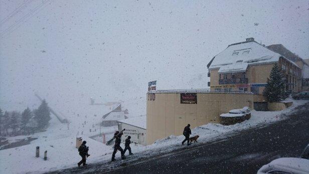 Grand Tourmalet (La Mongie / Barèges) - de la neige fraîche pour demain   - © ibrcasualkob88