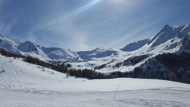 Les Orres - great weather and good quality snow - ©3Under_par