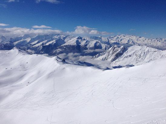 Val Thorens - La Masse 2.807 m  - © Helenes iPhone