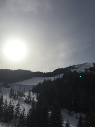 Topskiregion Katschberg - [! skireport_firsthandpost_pagetitle ] - © darrell's iPhone 6