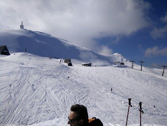Cerreto Laghi - Giornata fantastica,piste e neve perfette ....soleggiato... condizioni al TOP - © guido.devoti